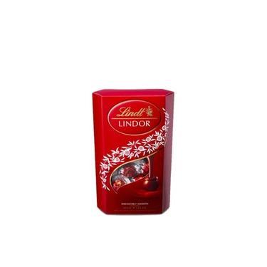 Chocolate Lindt Lindor Ao Leite C/ Recheio Cremoso 75gr