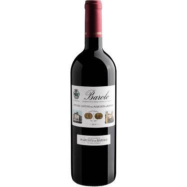 Vinho Tinto -  Marchesi di Barolo Tradizione Barolo DOCG 2015 Nebbiolo  - Itália Marchesi Di Barolo