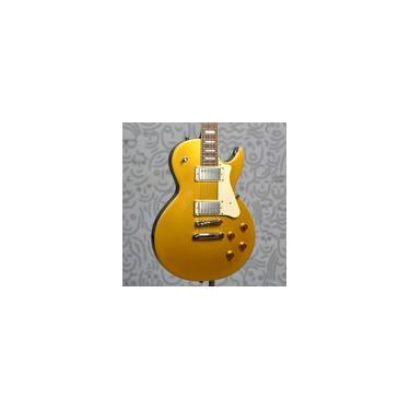 Imagem de Guitarra Cort CR200 Les Paul Gold Top Regulada