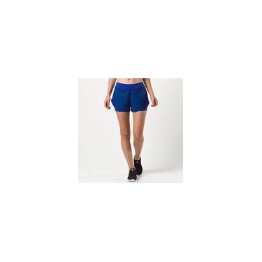 Short Fila Free Function Feminino - Azul