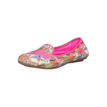Slipper Blenda Ballasox Grafite Peace