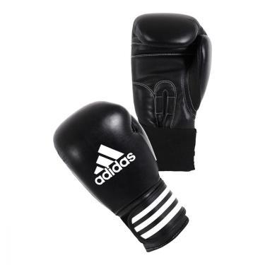 Luva De Boxe Couro Performer Preto-12 Oz Adidas