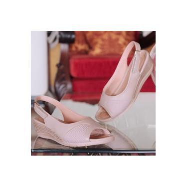 Sandalia Anabelinha Comfort Flex Avela/Avela Feminino 19-96303