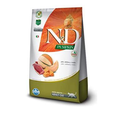Ração Pumpkin N&D para Gatos Adultos sabor Pato - 400g