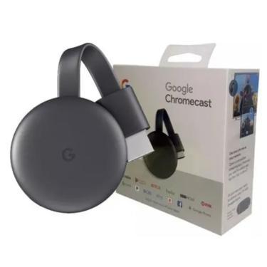 Imagem de Chromecast Hdmi Receptor Tela Espelhamento Clromecast