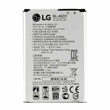 Bateria LG K8 Original BL-46ZH
