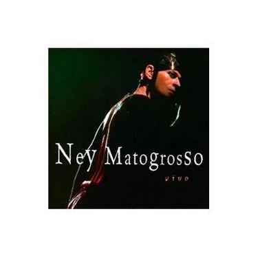 Imagem de CD Ney Matogrosso - Ao Vivo - Music Pac