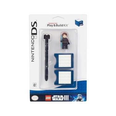Kit Acessórios Nintendo Lego Play & Build Para Nintendo Ds