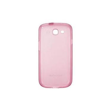 Capa p/ Samsung Galaxy S3 TPU Samsung EFC-1G6WPECSTD Rosa