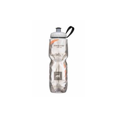 Garrafa Térmica Polar Bottle Carbon Laranja 710ml Caramanhola