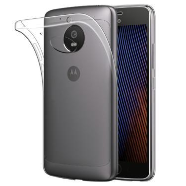 """Capa Motorola Moto G5 Plus XT1683 5.2"""" + Película de Vidro"""
