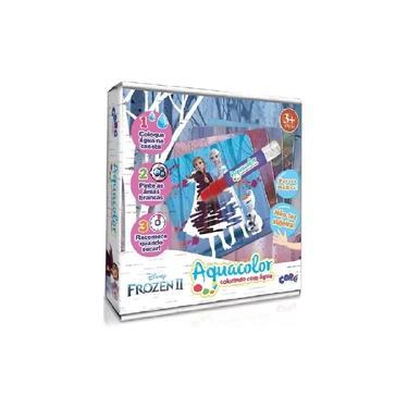 Imagem de Frozen Ii Aquacolor Colorindo Com Água - Toyster