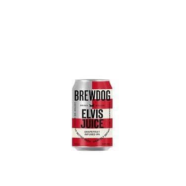 Cerveja Brewdog Elvis Juice Lt 330ml