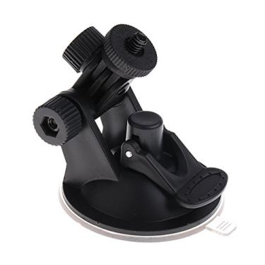 gazechimp Ventosa Suporte De Montagem Em Carro Para GoPro Hero 4 3+ 3 2 1 Câmera De Ação Go Pro