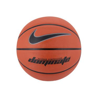 abc5fbe685cde Bola de Basquete Nike Dominate 8P BB0635 - LARANJA ESC PRETO Nike