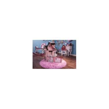 Imagem de Casa de Bonecas Escala Polly Modelo Anne Princesa Com Garagem - Darama
