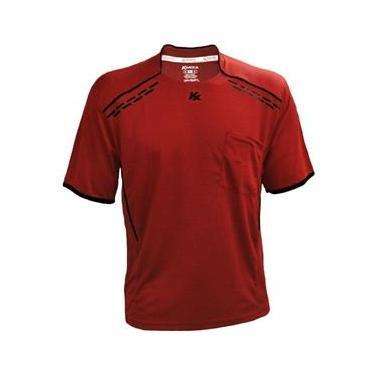 Camisa Arbitro Juiz Futebol Kanxa 3258