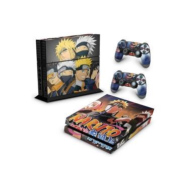 Skin Adesivo para PS4 Fat - Naruto