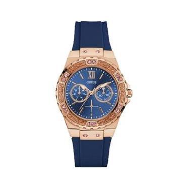 5de09489158 Relógio feminino guess esportivo multifunção 92601LPGSRU9