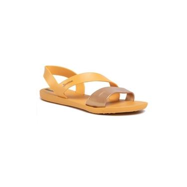 Sandália Feminina Ipanema Vibe - 82429 - Amarelo