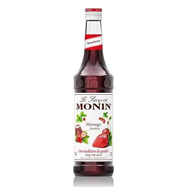 Xarope Monin Morango Monin Sabor 250Ml