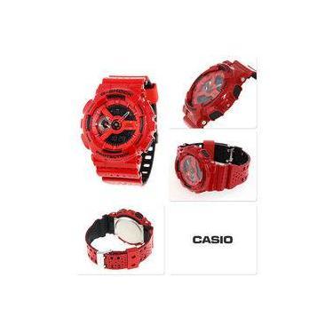 694679645bb Relógio Masculino G-Shock - Modelo GA110LPA-4A A prova d  água