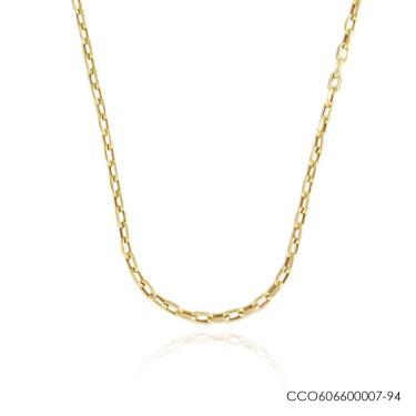 Corrente De Ouro 18k Masculina Cartier CCO606600007-94 b4738660d3