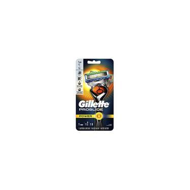 Imagem de Aparelho de Barbear Gillette Fusion Proglide Power + 1 Refil