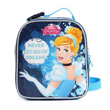 Lancheira Disney Princesas Cinderela - Dermiwil 51834