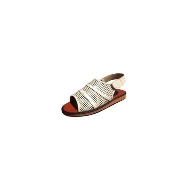 Sapato feminino liso oco para fora open toe respirável redondo toe antiderrapante sandálias leves cool 12075
