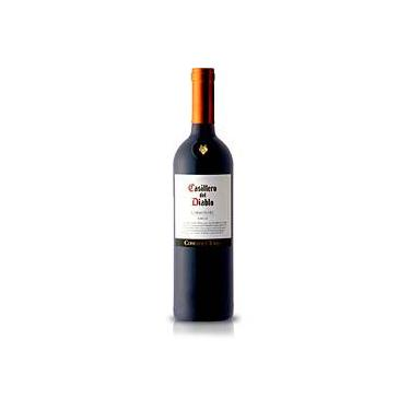Vinho Tinto Chileno Casillero Del Diablo Carménére 750 ml
