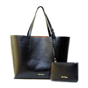 Bolsas de couro femininas sacola grande para compras