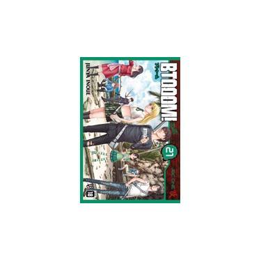 Btooom! - Volume 21 - Junya Inoue - 9788545702689