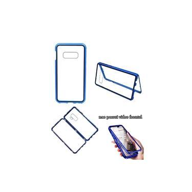 Capa Capinha Case Magnética Luxo AZUL Apple Iphone 11 PRO 5.8