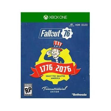 Gasme - Fallout 76 - Edição Tricentenária - Xbox One
