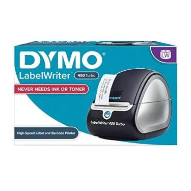 Impressora Térmica De Etiquetas Label Writer 450 Dymo Turbo