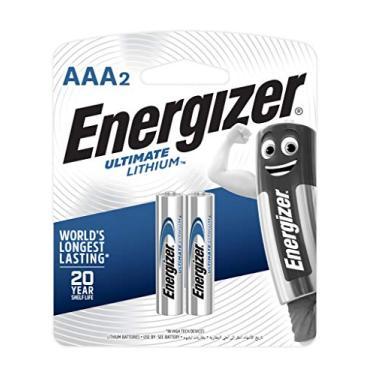 Energizer Pilha Energizer Lithium, Azul