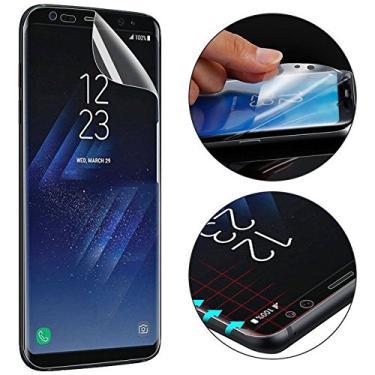 Pelicula Gel Cobre 100% da tela para Galaxy S9