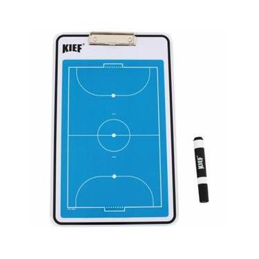 Prancheta Tática Futsal (Futebol de Salão) Dupla Face - Kief c4869bfad1ad9