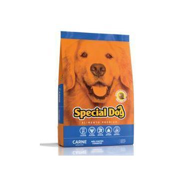 Ração Special Dog Original Carne Para Cães Adultos - 15kg