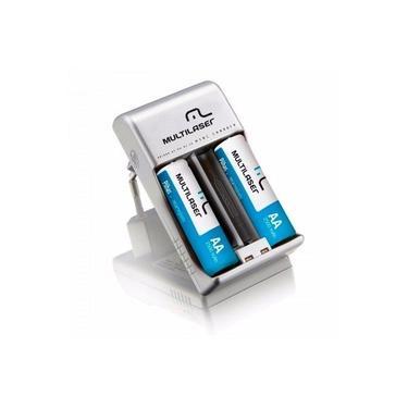 Recarregador de pilhas AA CB048 - Multilaser
