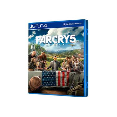 Ps4 Far Cry 5 Ps4 New