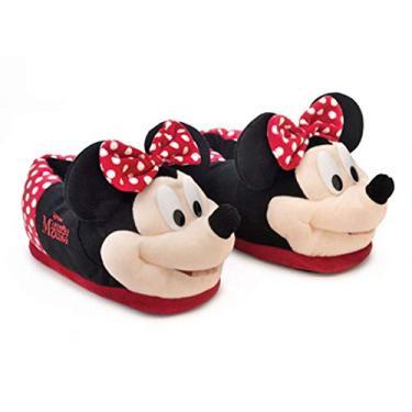 Pantufa 3D Minnie Mouse 40/42 Ricsen