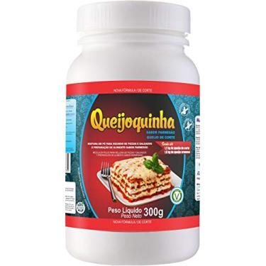 QUEIJOQUINHA PARMESÃO - Mistura em pó para queijo vegetal - Natural Science, 300g