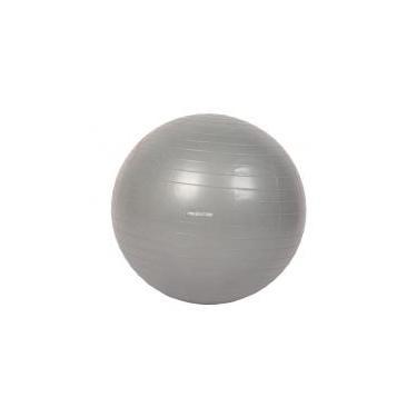 32810ce9a5bbd Bola de Ginástica 65cm Cinza - Gym Ball Anti Estouro - Proaction Sports -