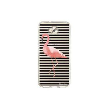 Capa Personalizada para Asus Zenfone 4 Selfie Lite ZB553KL Flamingo - TP317