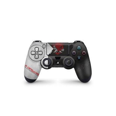 Skin Adesivo para PS4 Controle - Cyberpunk 2077 Bundle