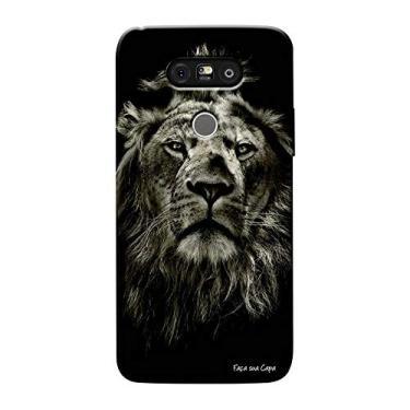Capa Personalizada para LG G5/G5 SE Leão - PE08