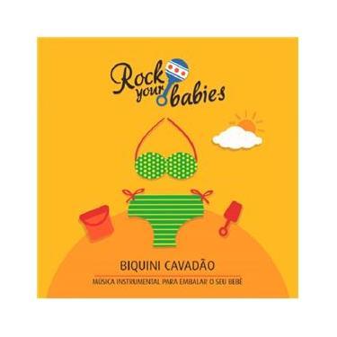 Imagem de Rock Your Babies Biquini Cavadão - CD Infantil