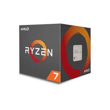 Processador Socket Am4 Ryzen 7 2700x 3.7ghz